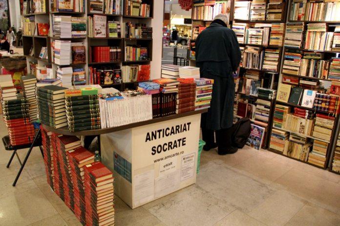 Anticariat Socrate